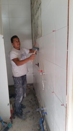 portfolio 158/287  - reforma de baño y cocina en san fernando de henares