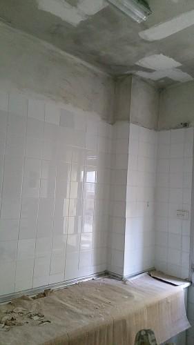 portfolio 175/287  - Reparación de techo y pintar
