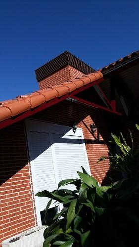 portfolio 203/287  - Reparación de un tejado y mantenimiento de las vigas de metal