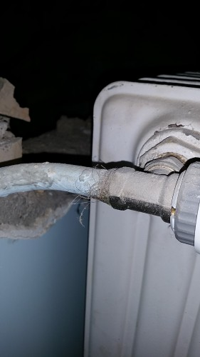 portfolio 244/287  - Modificación de un radiador