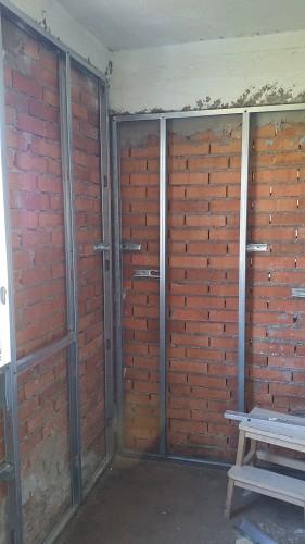 portfolio 246/287  - Reforma de ampliación de una habitación con aislamiento