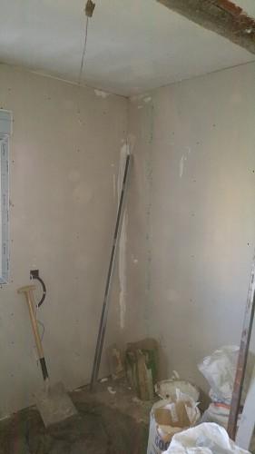 portfolio 258/287  - Reforma de ampliación de una habitación con aislamiento