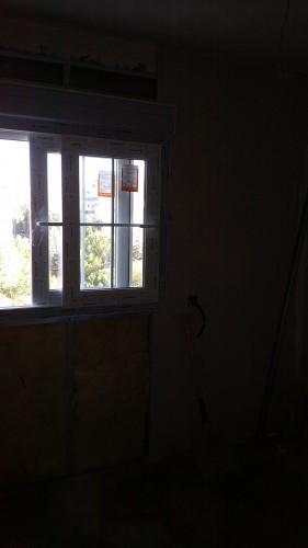portfolio 260/287  - Reforma de ampliación de una habitación con aislamiento