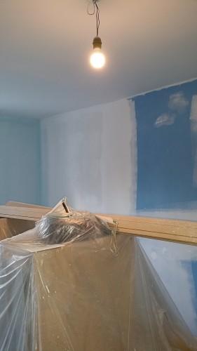 portfolio 264/287  - Reforma de ampliación de una habitación con aislamiento
