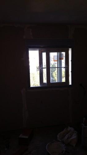 portfolio 267/287  - Reforma de ampliación de una habitación con aislamiento