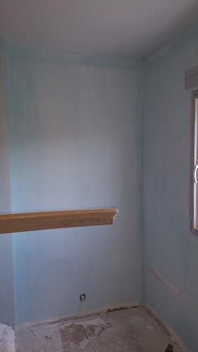 portfolio 271/287  - Terminación de ampliación de una habitación con aislamiento