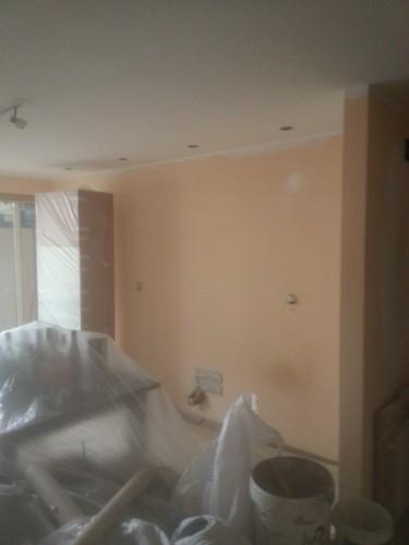portfolio 135/287  - pintura  en liso en un  piso de  70m2
