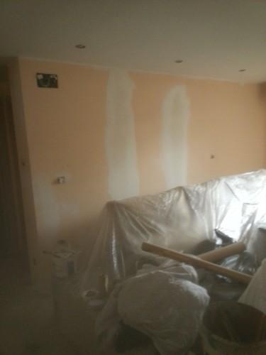 portfolio 136/287  - pintura  en liso en un  piso de  70m2