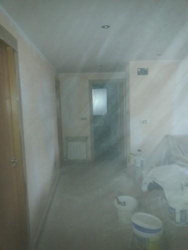 portfolio 140/287  - pintura  en liso en un  piso de  70m2