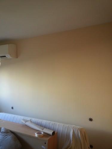 portfolio 142/287  - pintura  en liso en un  piso de  70m2