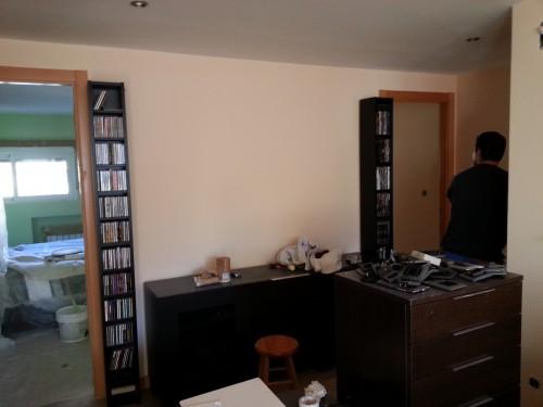 portfolio 143/287  - pintura  en liso en un  piso de  70m2