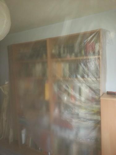 portfolio 145/287  - pintura  en liso en un  piso de  70m2