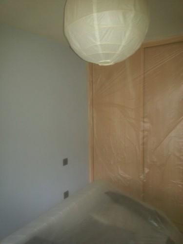 portfolio 146/287  - pintura  en liso en un  piso de  70m2