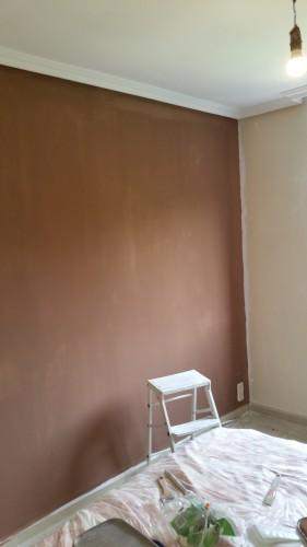 portfolio 150/287  - pintura  en liso en un  piso de  70m2