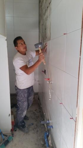 portfolio 160/287  - reforma de baño y cocina en san fernando de henares