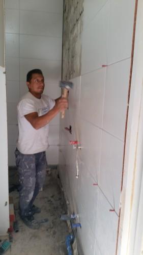 portfolio 162/287  - reforma de baño y cocina en san fernando de henares