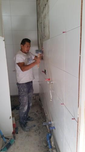 portfolio 168/287  - reforma de baño y cocina en san fernando de henares