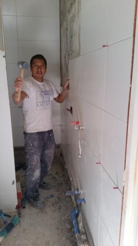 portfolio 172/287  - reforma de baño y cocina en san fernando de henares