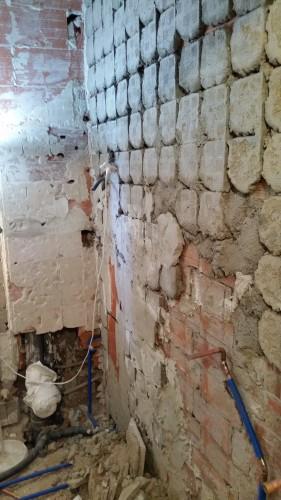 portfolio 176/287  - reforma de baño y cocina en san fernando de henares