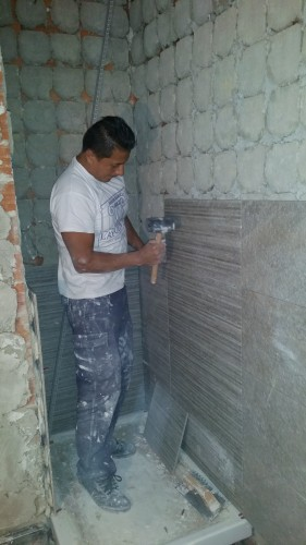 portfolio 191/287  - reforma de baño y cocina en san fernando de henares