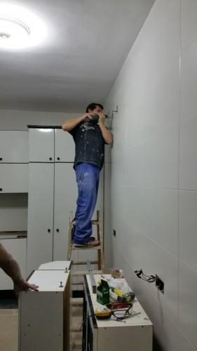 portfolio 195/287  - reforma de baño y cocina en san fernando de henares
