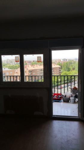 portfolio 210/287  - retirada y colocación de ventanas estilo batinte