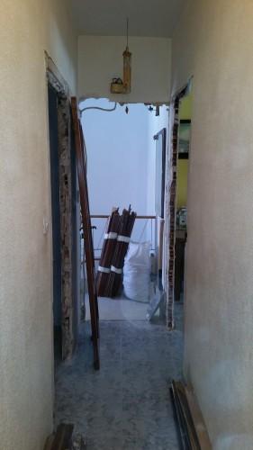 portfolio 202/287  - colocación de precercos y puertas de interior en una vivienda