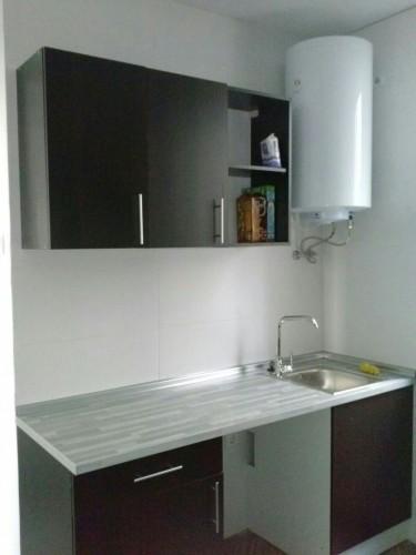 portfolio 106/287  - pintura  en  cocina y colocación de  muebles