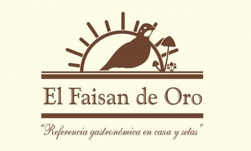 portfolio 19/24  - Logotipo, Restaurante el Faisán de Oro