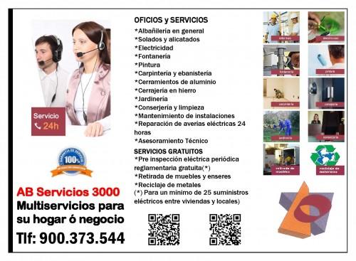 portfolio 3/3  - Servicios