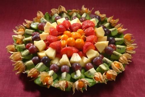 portfolio 6/7  - bandejas de fruta