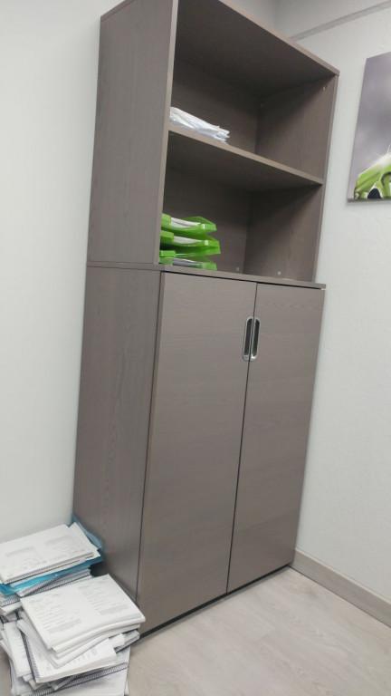 portfolio 11/28  - armarios IKEA de oficina