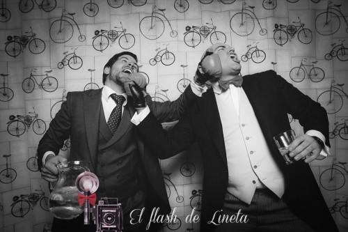 portfolio 4/12  - El flash de Lineta - Fotomatón & photocalls vintage - Bodas y Eventos