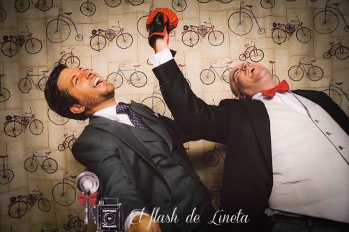portfolio 5/12  - El flash de Lineta - Fotomatón & photocalls vintage - Bodas y Eventos