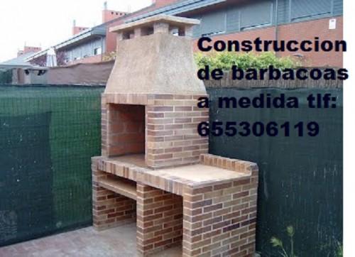 portfolio 1/6  - albañil barbacoas en Getafe[Madrid]