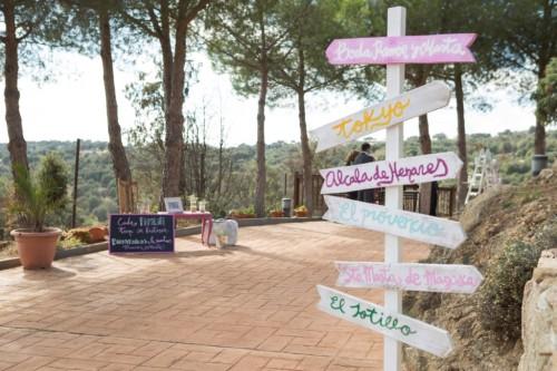 portfolio 1/21  - Señal_decoración boda