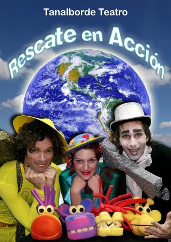 portfolio 5/12  - teatro para aprender a reciclar