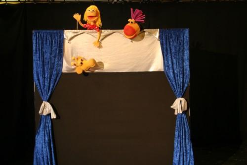 portfolio 11/12  - teatro de titeres
