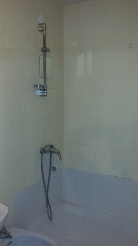 portfolio 1/7  - preparando azulejos de baño