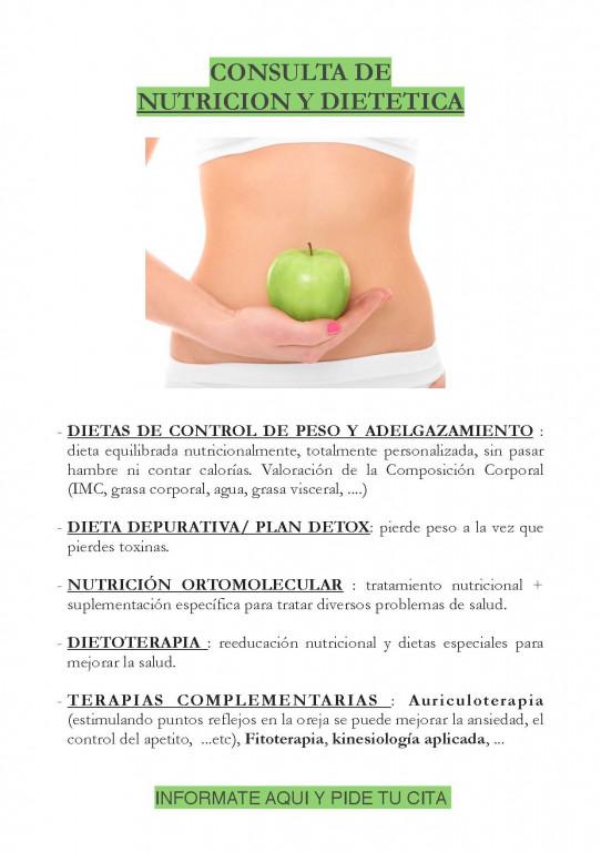 portfolio 4/4  - Consulta de Nutrición Holística y Naturopatía