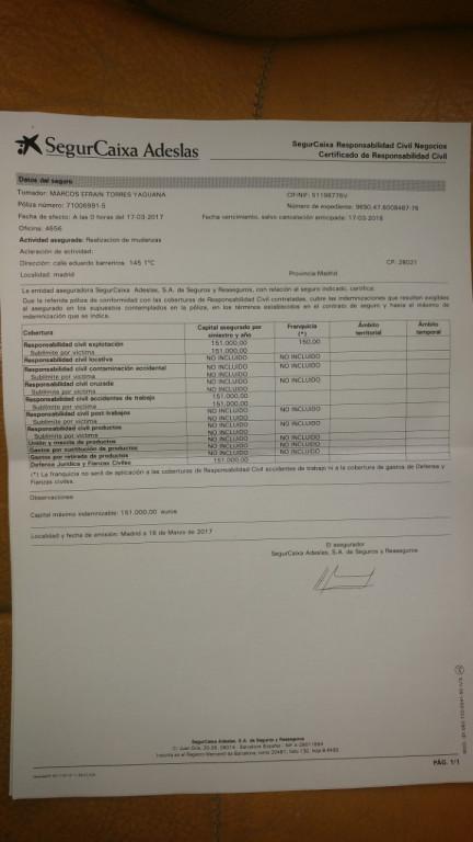 portfolio 5/9  - SEGURO A TODO RIESGO  DE SU MUDANZA