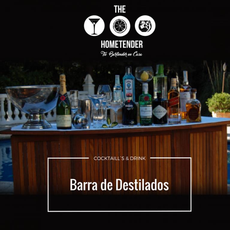portfolio 6/10  - Barra  de destilados con más de 500 referencias.