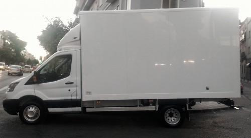 portfolio 2/6  -  Disponemos de distintas capacidades en nuestros vehiculos
