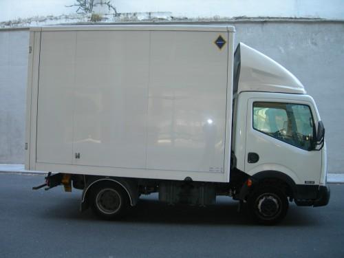 portfolio 3/6  - Nuestro camión mas versatil, pequeño por fuera grande por dentro