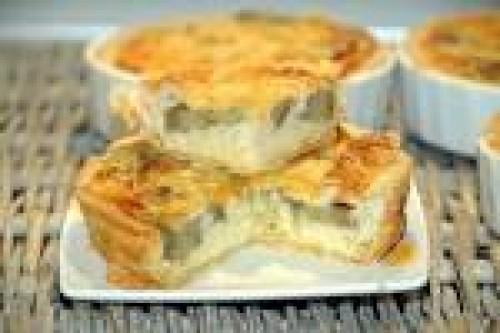 portfolio 16/22  - quiches de espinacas, queso de cabra y avellnas