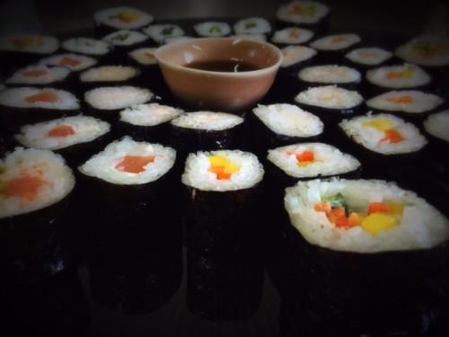 portfolio 10/18  - Sushi