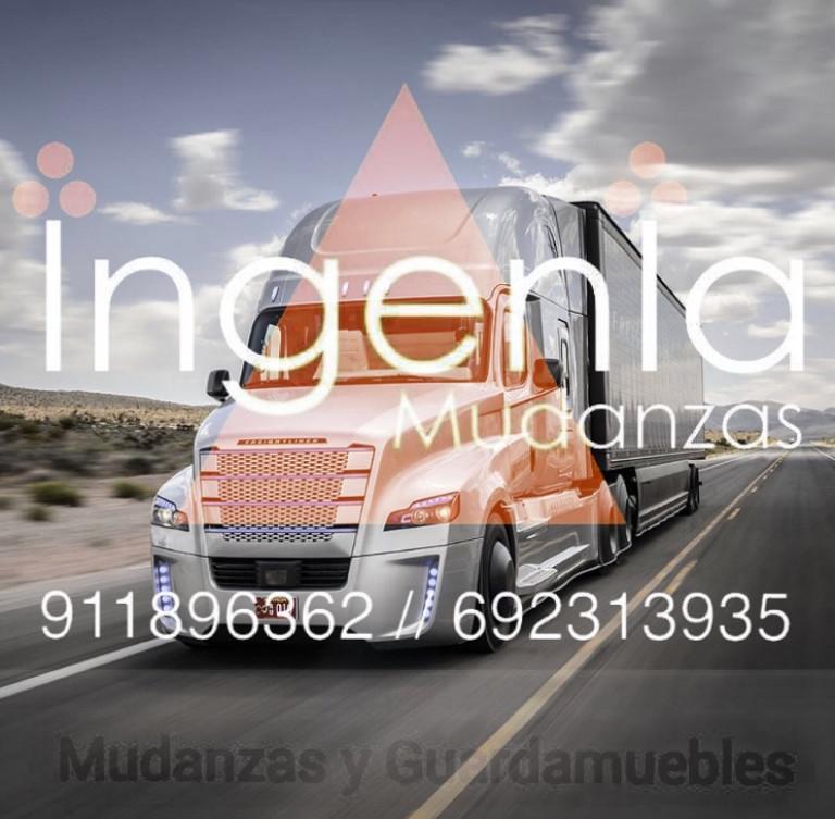 portfolio 31/42  - Nuestra moderna flota de vehículos, aseguran que su mudanza sea todo un exito!!!