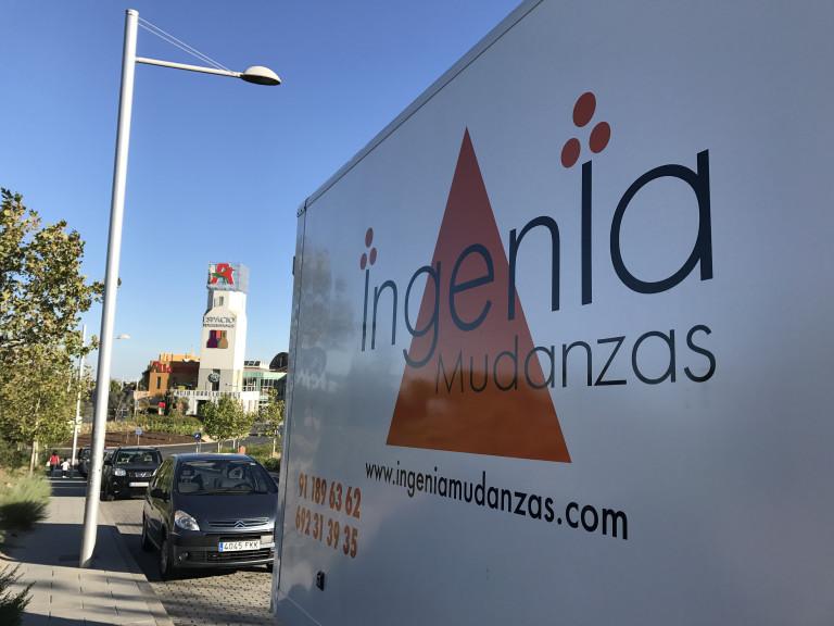 portfolio 13/42  - Mudanzas y Portes en Torrelodones - Ingenia Mudanzas