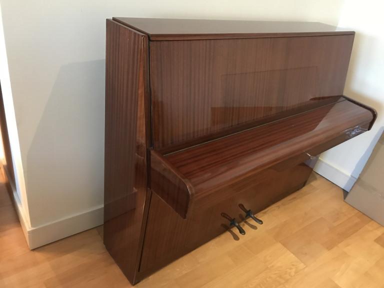portfolio 6/42  - Traslado profesional de Piano - Ingenia Mudanzas
