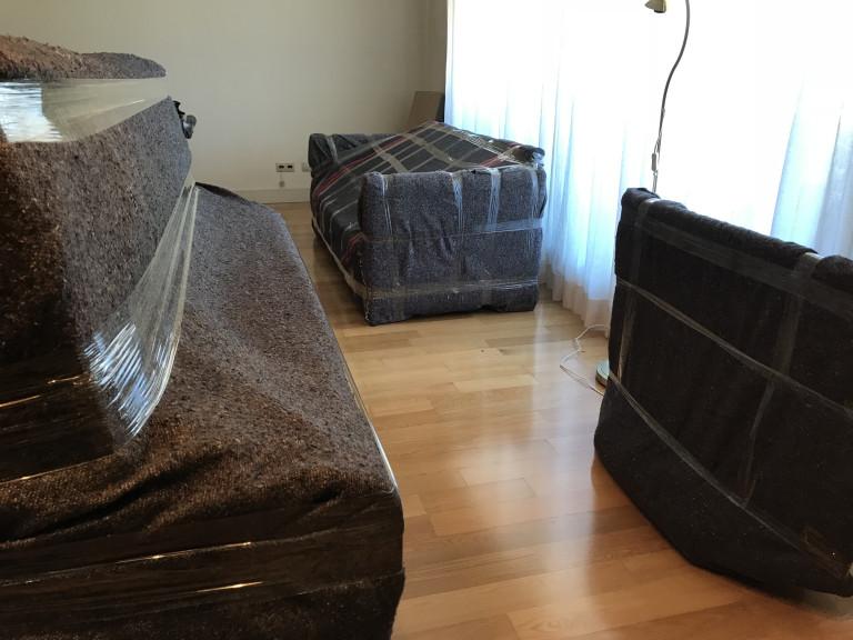 portfolio 2/42  - Embalaje profesional de todo el mobiliario de su hogar - Ingenia Mudanzas